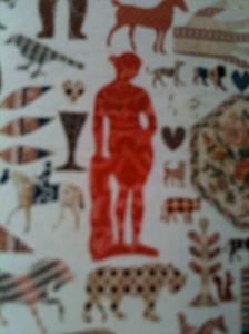 Greek Slave applique
