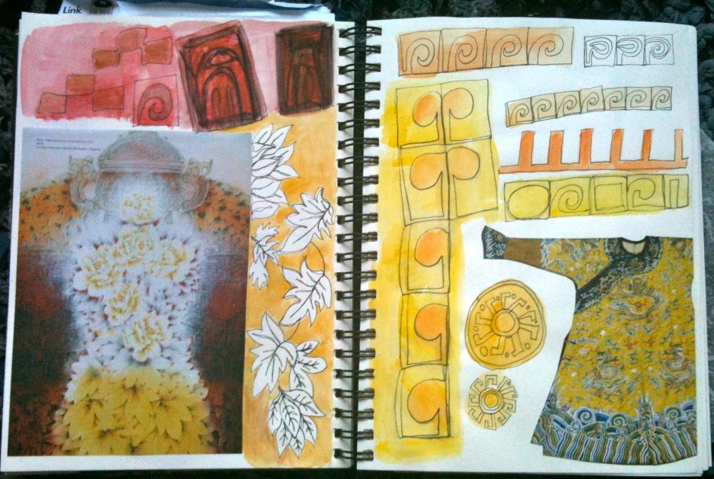 Sketchbooks (2/4)