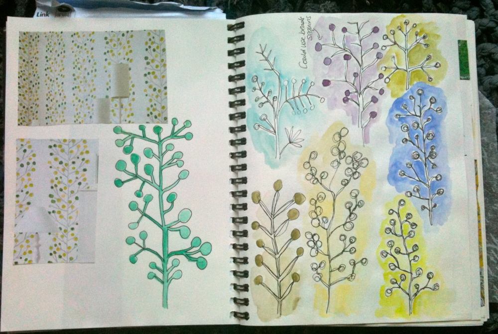 Sketchbooks (3/4)