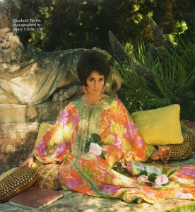 The ridiculous glamour of Elizabeth Taylor