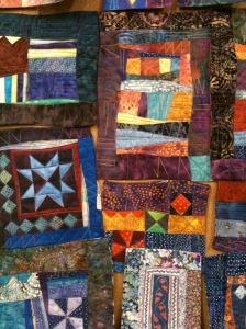 Katharine Guerrier, Pinboard Quilts with the permission of the artist