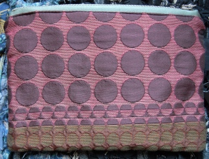 Margo Selby zip-up purse