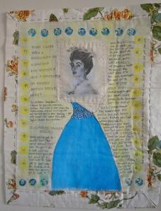 Elizabeth Taylor quilt