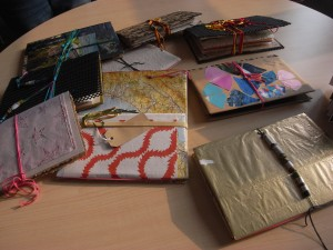 Vala Sketchbook Workshop - sketchbooks