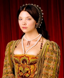 Anne Boleyn, 'The Tudors'