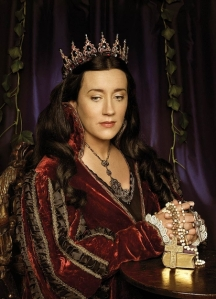Katharine of Aragon from 'The Tudors'