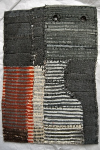 Matthew Harris, Cloth Fragment 2