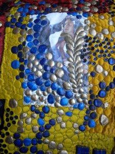Bristol Blue Bubbles Anita