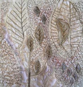 Leaves panel, 2010