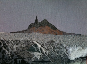 Mike' s Petit Mont St Michel collage