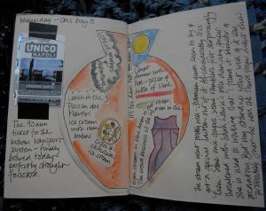 Naples Travel Journal 1