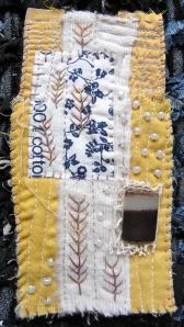 Laura Ashley mini quilt no. 5