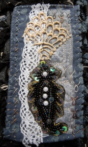 Laura Ashley mini quilt no. 6