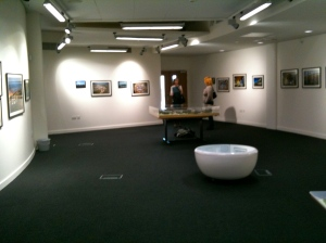 Ron Cooke Gallery - University of York