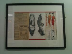 Black shoes by Mariette Voke