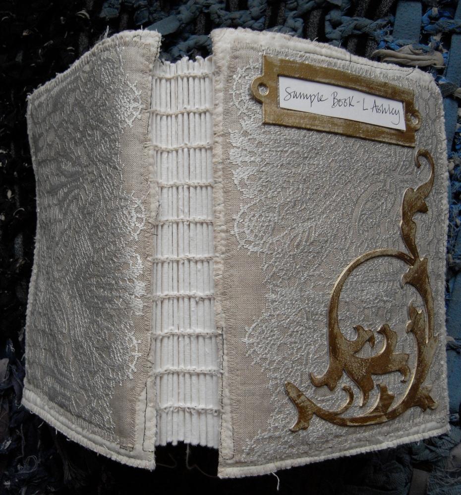 Laura Ashley Sample Book of Secrets (6/6)