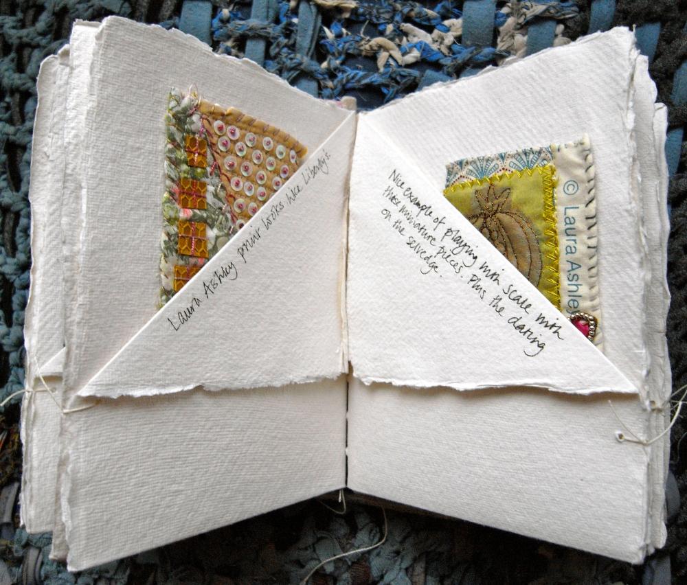 Laura Ashley Sample Book of Secrets (3/6)