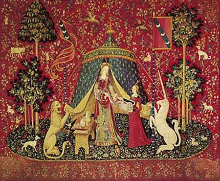 The Lady and the Unicorn - A mon seul desir