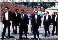 Tarantino's Reservoir Dogs
