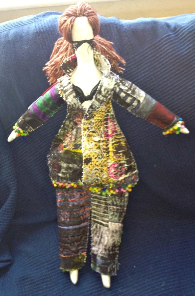 My latest doll (1/6)