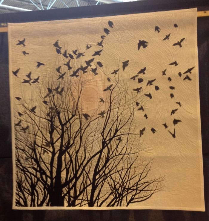 Janie Harvey Douglas, A Slight Murmur of Starlings